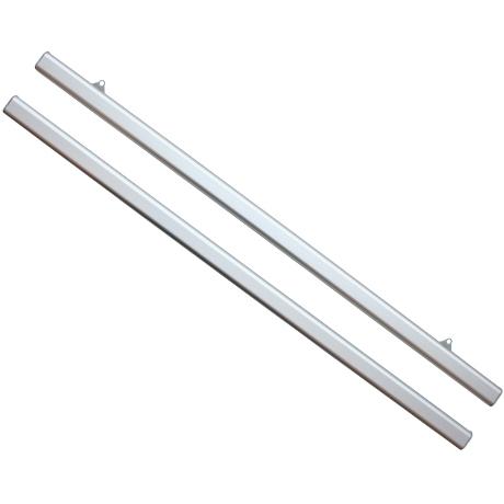Aluminium ophangsysteem voor posters